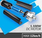 Kick 2.0 110w DC Motor