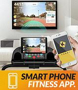 Smart Phone Fitness App for Kick 2.0