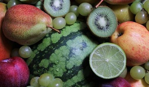 Friut Water Melon, Kiwi Fruitof