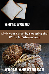 Picture of White and Wholewheat Bread