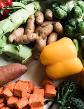 Picture showing various Vegetables